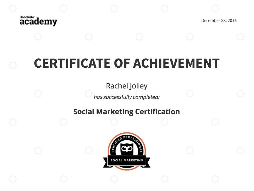 rachel-jolley-hootsuite_certification